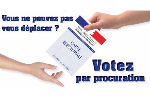 """Résultat de recherche d'images pour """"VOTE PAR PROCURATION"""""""