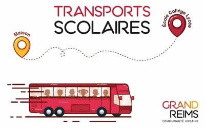 Transports scolaires inscriptions