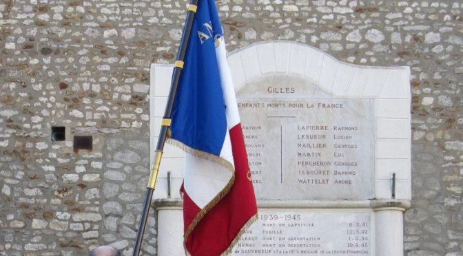 8 mai Commémoration de la Victoire