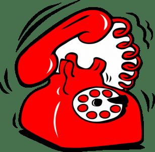 ATTENTION AU DÉMARCHAGE téléphonique pour passage d'un technicien
