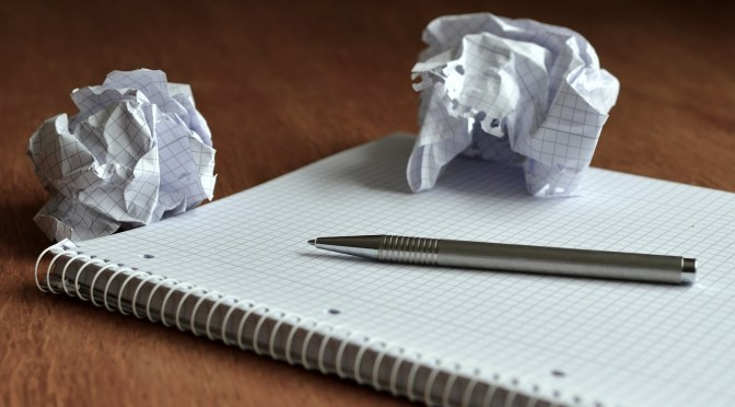 Annulation de l'atelier d'écriture du 8 décembre