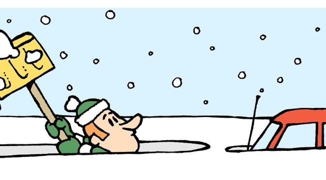 Attention alerte météo les 6 et 7 février