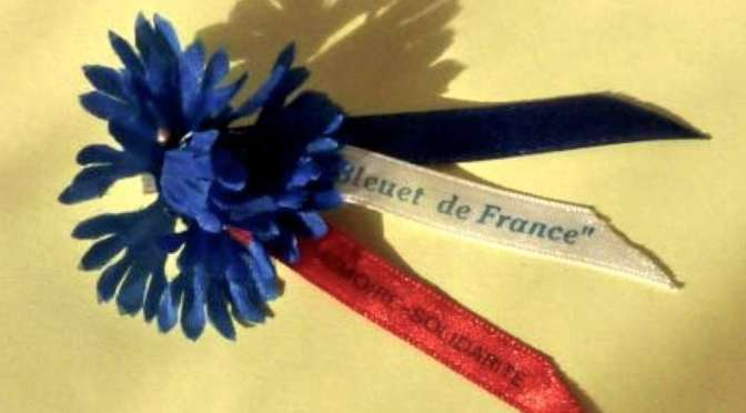 Participons ensemble à la cérémonie du centenaire de l'armistice de la 1ère guerre mondiale