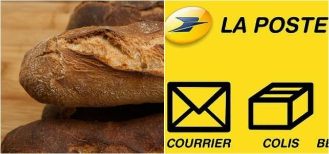 Du pain et des services postaux à l'Auberge