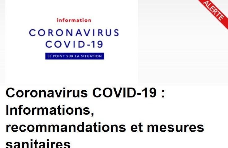 COVID-19 Bas Rhin