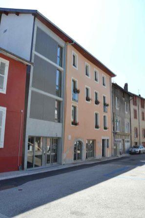 L'Hotel du Rhône à Seyssel 01