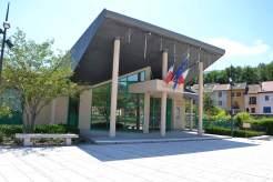 La mairie de Seyssel Ain
