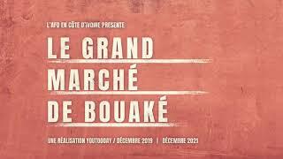 Grand Marché Bouaké
