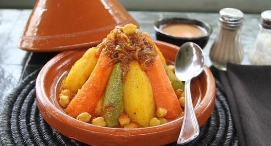 Couscous – Restaurant Les Abrias du Perche