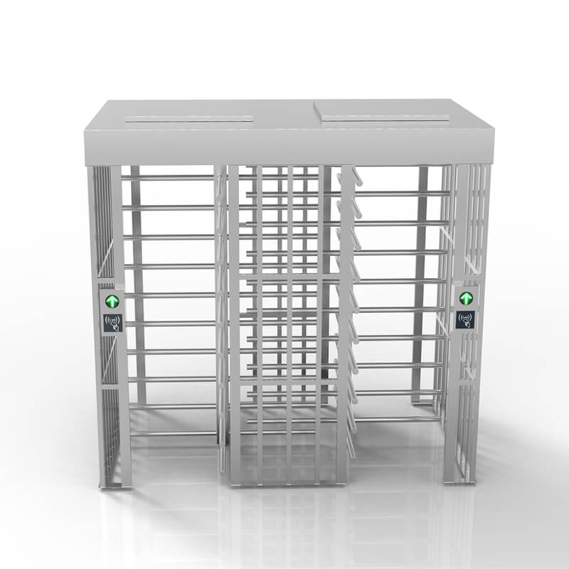 employee entrance turnstile