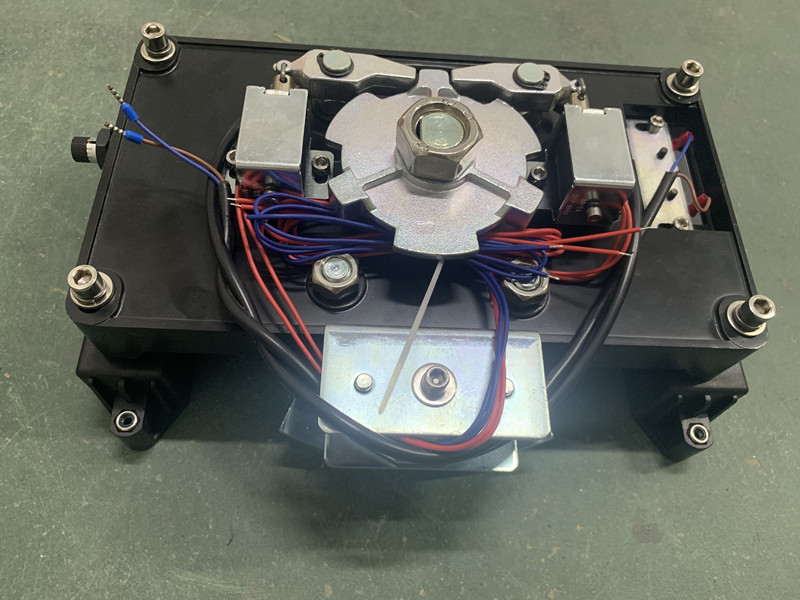 tripod turnstile mechanism