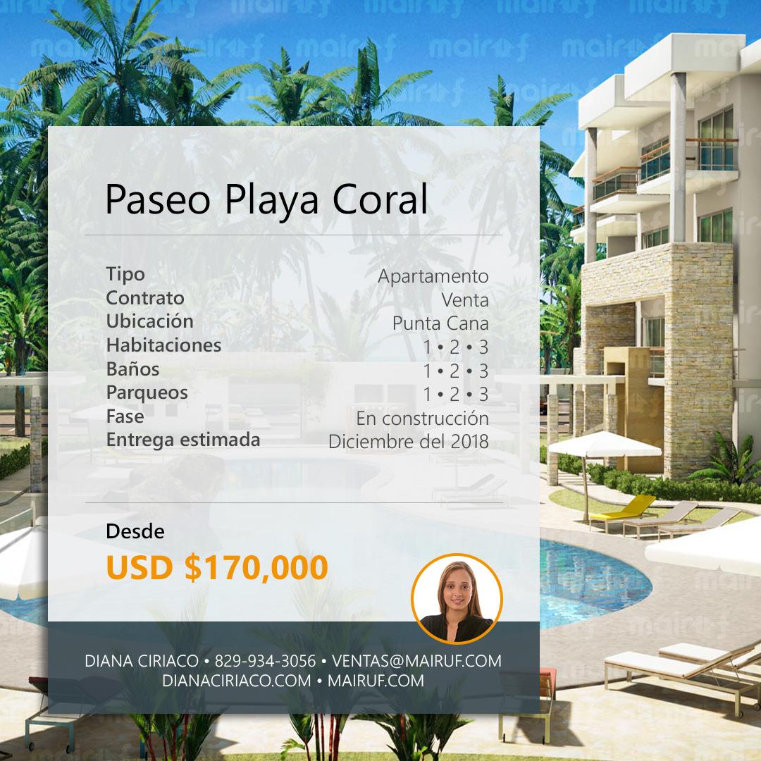 Paseo Playa Coral