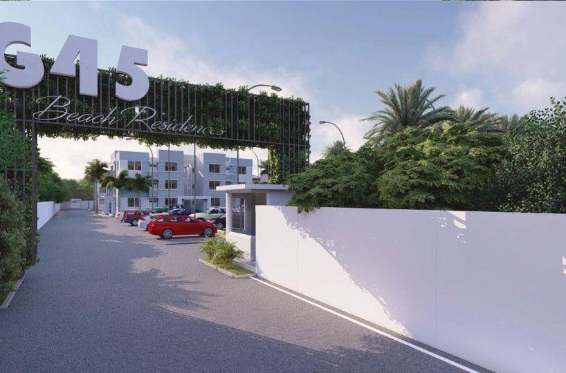 G-45 Beach Residences