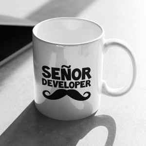 Caneca Senor Developer