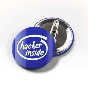 Boton Hacker Inside