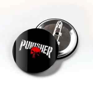 Boton Punisher