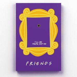 Quadro Friends Door