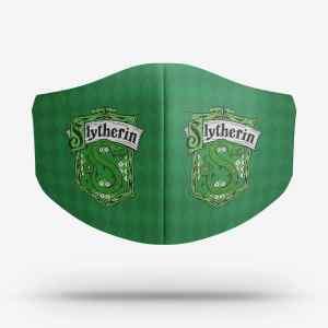 Máscara Slytherin Sonserina Harry Potter