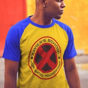 Camiseta X-Men Xavier School