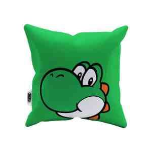 Capa de Almofada Mario Bros Mario Yoshi