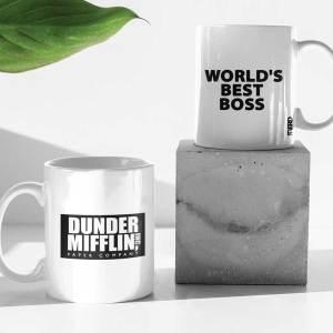 Caneca Dunder Mifflin Paper Company
