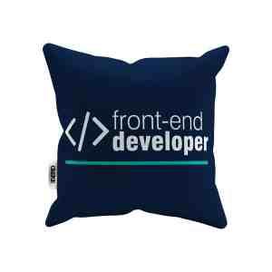 Capa de Almofada Front-end Developer