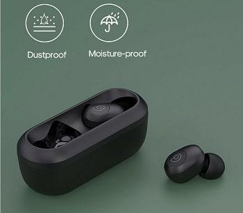 Mini Preço! Haylou GT2 TWS Mini Earphones por 16€