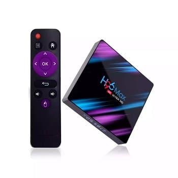 Descontaço! H96 Max TV Box Android 2/16GB por 21€