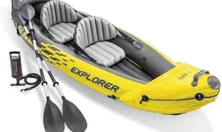 Kayak insuflável barato