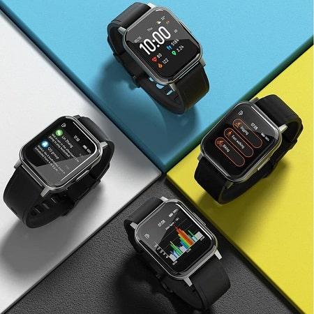 Cupão Banggood! Smartwatch Haylou LS02 Desde Espanha por 20,21€