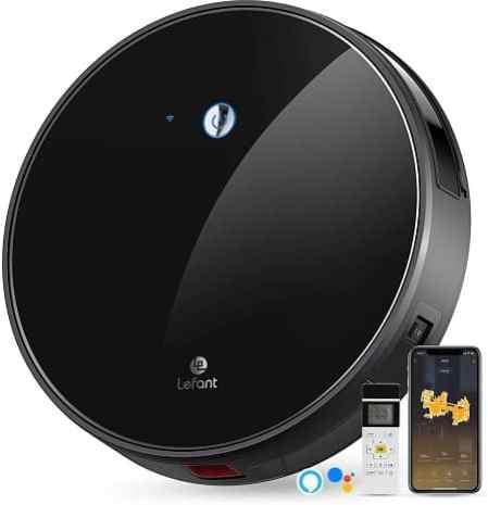 Aspirador LEFANT Controlo por APP, Alexa, Google home por 69,99€
