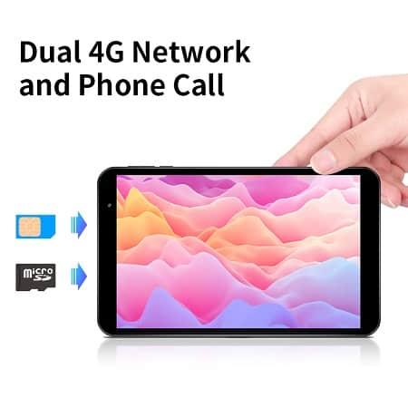 Mini Preço! Tablet Teclast P80X 8″ 2GB/32GB desde Espanha a 57,67€