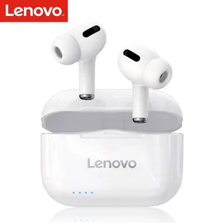 Lenovo LivePods LP1S + Estojo desde Espanha por 12,64€