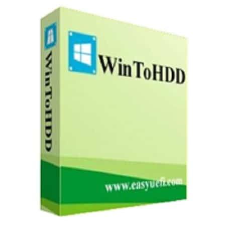 À Borlix! WinToHDD Professional v4.8 para PC Licença Grátis Lifetime