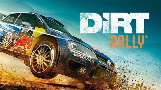 Descontaço Fanatical! DiRT Rally para Steam por apenas 0,83€
