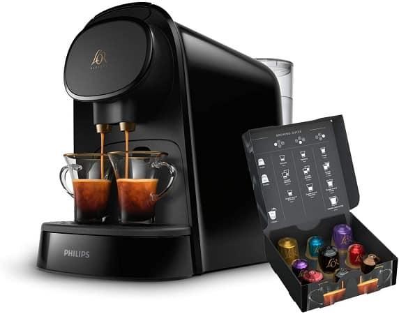 Maquina de Café Expresso Philips L'OR Barista desde Espanha por apenas 59€