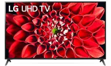Smart TV LG 60UN7100 LED Ultra HD 4K