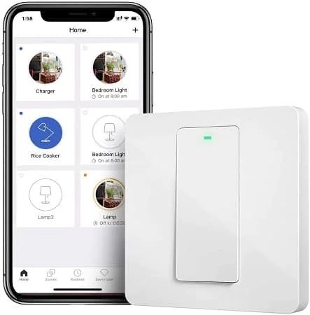 Cupom Amazon! Interruptor Inteligente WiFi por 11,90€