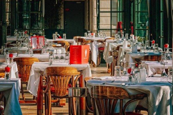 Escolha uma boa localização ao montar o restaurante