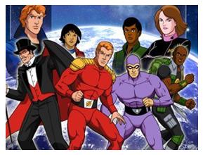 Top 5 séries animadas ocidentais dos anos 80 (categoria super-heróis) (2/5)