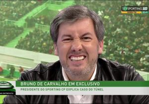 Sporting de Bruno de Carvalho bloqueia sportinguistas no facebook por criticas ao video