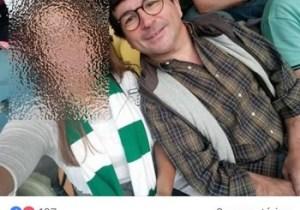 Imagens  ▶ Familia Sportinguista em torno do Saraiva! Do Mister do Café ao juiz do TAD!