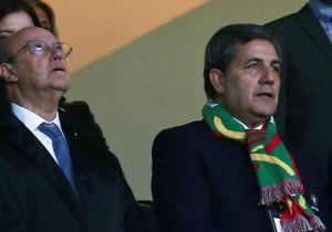 O presidente da FPF disponibilizou-se para repensar os quadros competitivos da I Liga, Taça de Portugal e Taça da Liga