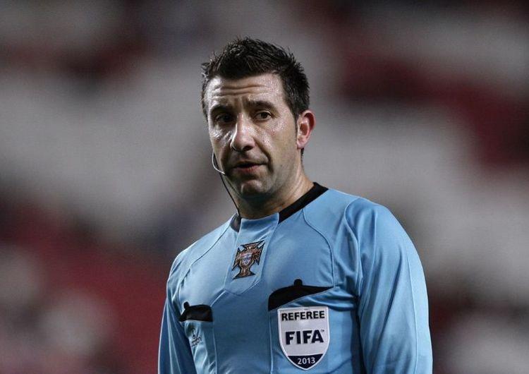 UEFA mexe no quadro de árbitros portugueses
