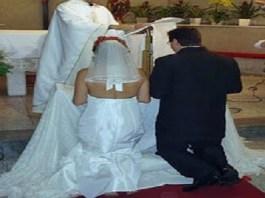 Padre humilha noiva Evangélica e caso vai parar na delegacia