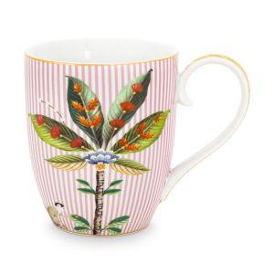 La Majorelle Mug Extra Large in Pink