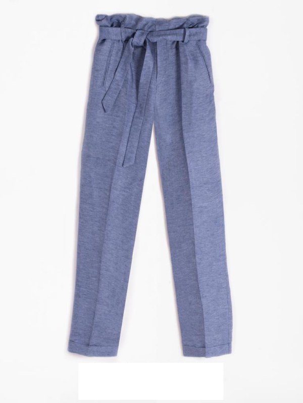 Vilagallo Mily Trousers in Light Blue
