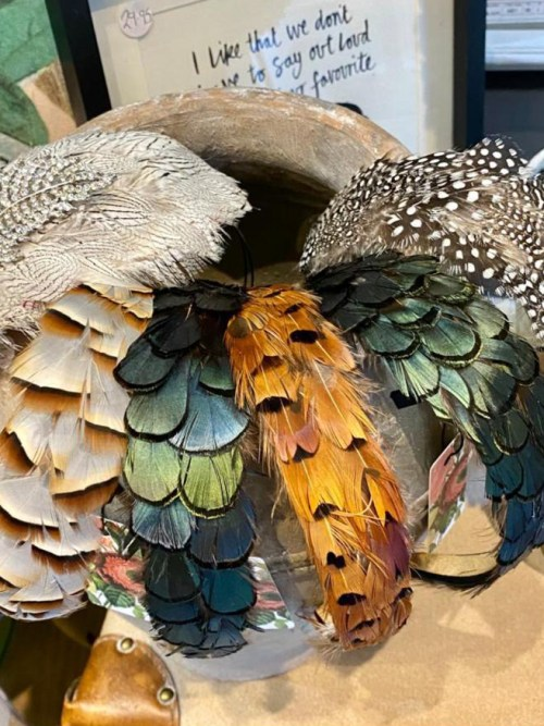 Feather Handmade Headbands