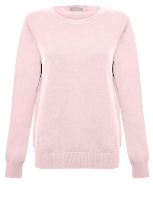 Chalk Hazel Jumper in Pink