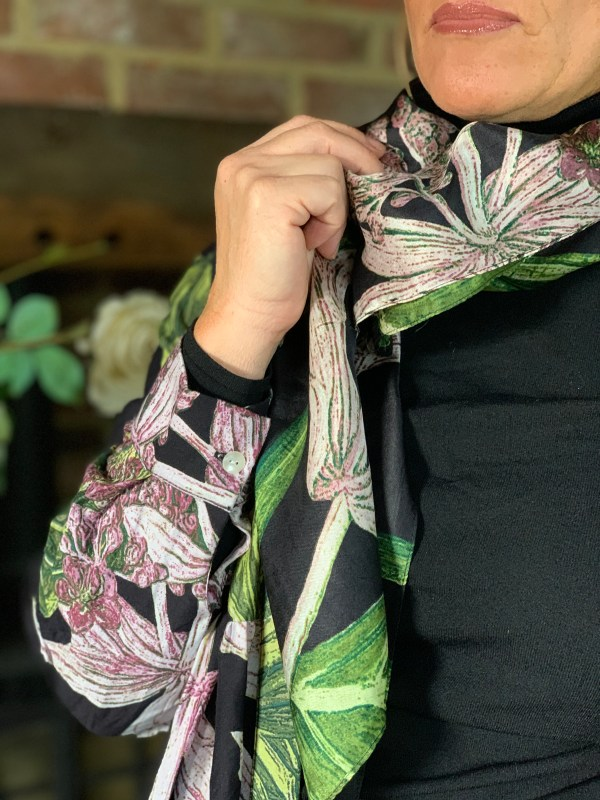 North Medinilla Scarf